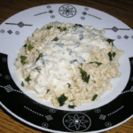 rizoto sa plavim sirom Ivana Mitrovic recepti i kuvar online