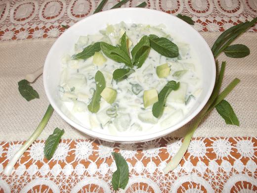 Salata od avokada i jogurta - Ljiljana Stanković - Recepti i Kuvar online