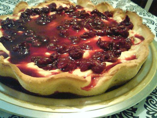 Tart sa višnjama i kremom od vanile - Dragana Skular - Recepti i Kuvar online