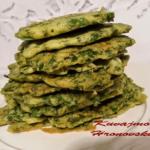 Uštipci od lisnatog kelja - Jadranka Blažić | Recepti & Kuvar Online - Šta da kuvam danas?