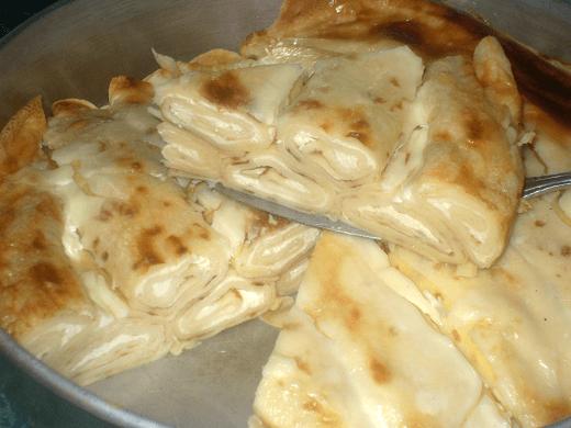 Zapečene palačinke sa sirom - Adilja Hodža | Recepti & Kuvar Online - Šta da kuvam danas?