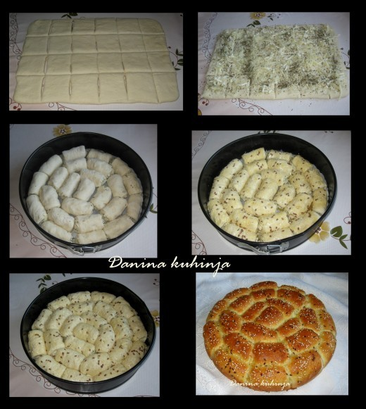 Aromatična pogača sa sirom - Dana Drobnjak - Recepti i Kuvar online