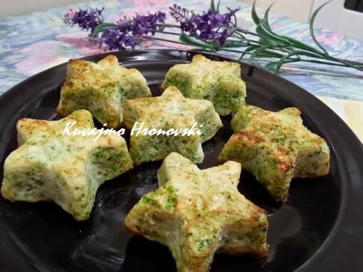 Brokuli omlet - Jadranka Blažić - Recepti i Kuvar online