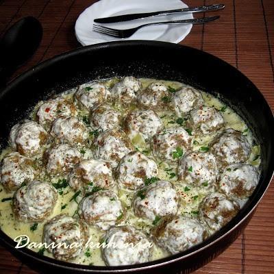 Ćufte sa prosom u sosu - Dana Drobnjak