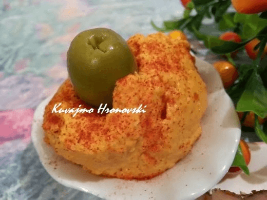 Leblebija sa pečenom paprikom - Jadranka Blažić - Recepti i Kuvar online