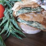 Pita sa koprivom - Snežana Orlović | Recepti & Kuvar Online - Šta da kuvam danas?
