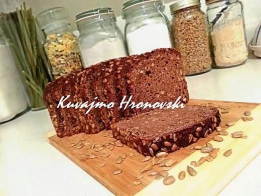 Ražani beskvasni hleb - Jadranka Blažić - Recepti i Kuvar online