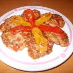 ustipci od mlevenog mesa i pecenih paprika Ljiljana Stankovic recepti i kuvar online