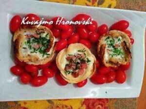 Dvopek mafini - Jadranka Blažić - Recepti i Kuvar online