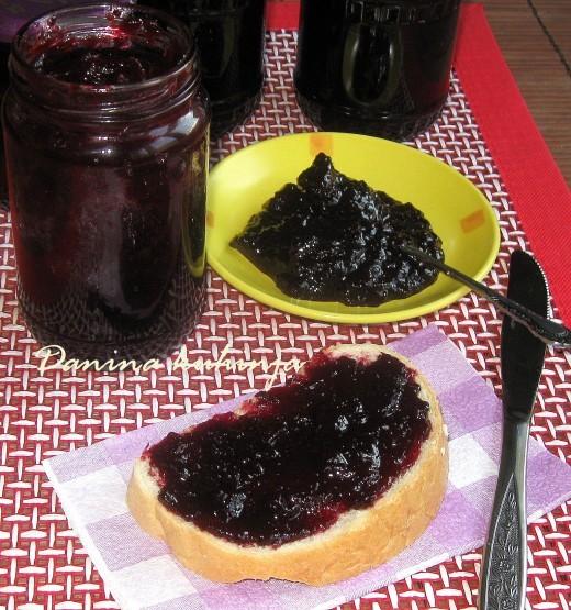 Džem od crne ribizle i trešanja - Dana Drobnjak - Recepti i Kuvar online