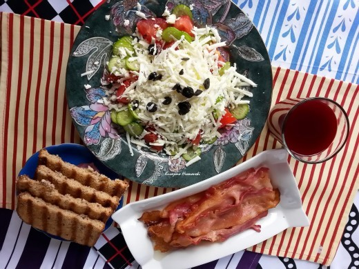 Hrono salata šopska - Jadranka Blažić - Recepti i Kuvar online