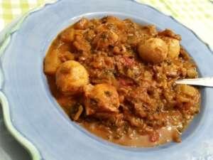 Povrće sa mesnim okruglicama - Jadranka Blažić - Recepti i Kuvar online