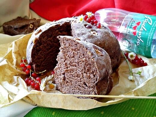 Prirodna mineralna voda kao sastojak slanog kakao hleba - Recepti i Kuvar online