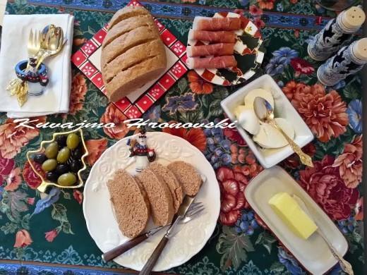 Speltin hleb - Jadranka Blažić - Recepti i Kuvar online