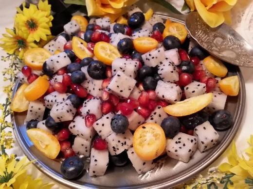 Voćna salata - Jadranka Blažić - Recepti i Kuvar online
