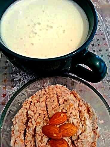Mleko od badema - Jadranka Blažić - Recepti i Kuvar online