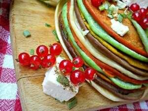 Slane palačinke u boji - Kristina Gašpar - Recepti i Kuvar online