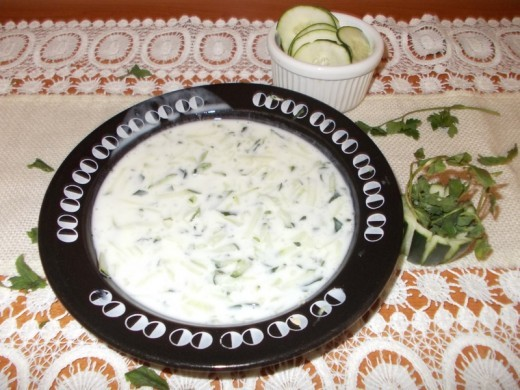 Tzatziki supa - Ljiljana Stanković - Recepti i Kuvar online