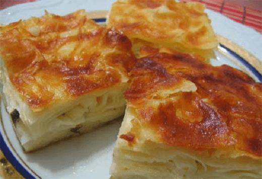 Domaći burek recept - Recepti i Kuvar online