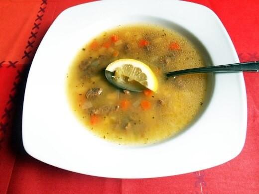 Juneća čorba - Javorka Filipović - Recepti i Kuvar online