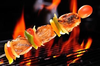 Pileći kebab - Image courtesy of [by amenic181] at FreeDigitalPhotos.net - Recepti i Kuvar online