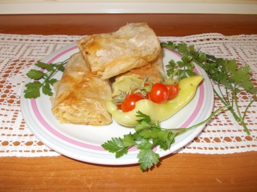 Posna pita krompiruša - Ljiljana Stanković - Recepti i Kuvar online