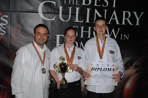 Priznanja za kulinarski METRO HoReCa tim - Recepti i Kuvar online
