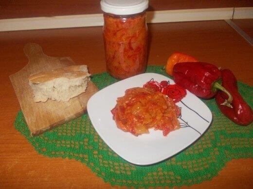 Ajvar od cepkanih paprika - Ljiljana Stanković - Recepti i Kuvar online