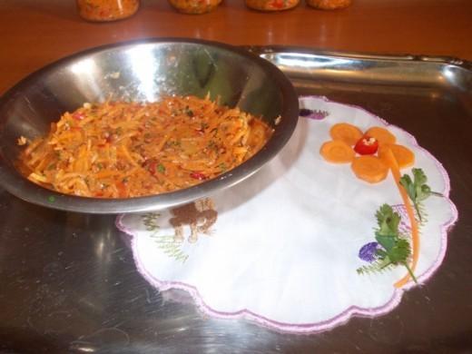 Salata od šargarepe - Ljiljana Stanković - Recepti i Kuvar online