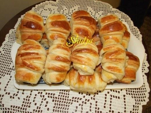 Lisnate kiflice - Slađana Šćekić - Recepti i Kuvar online