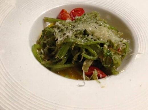 Salata od zelene boranije - Ana Vuletić - Recepti i Kuvar online