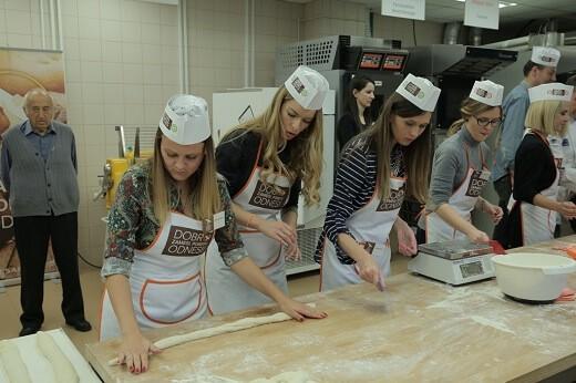 Obeležen svetski dan hleba u pekarskom centru Lesaffre - Recepti i Kuvar online