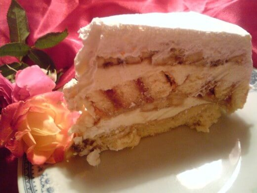 Torta sa bananama - Dragana Skular - Recepti i Kuvar online