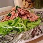 Tuna sa špagetima od krastavca - Jadranka Blažić - Recepti i Kuvar online