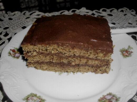 Med kolač sa orasima - Zorica Stajić - Recepti i Kuvar online