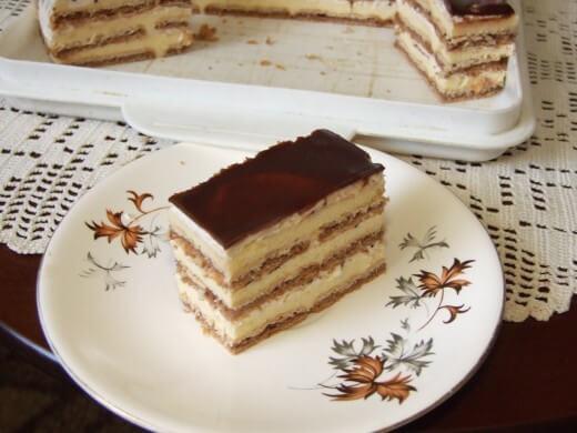 Vanil torta sa turskim keksom - Slađana Šćekić - Recepti i Kuvar online