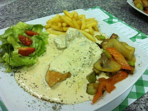 Piletina u gorgonzola sosu - Željko Sredojević - Recepti i Kuvar online