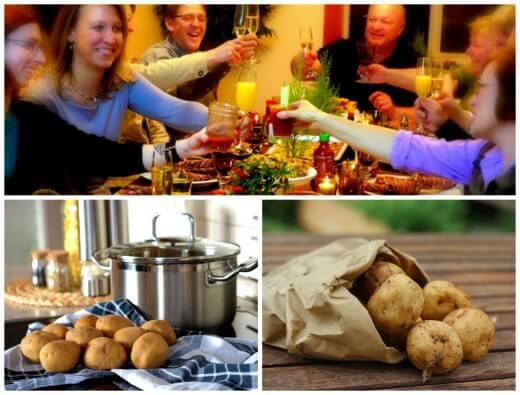 Umetnost na tanjiru: Spremite krompir na ovaj način, i oduševite goste! - foto BKTVnews