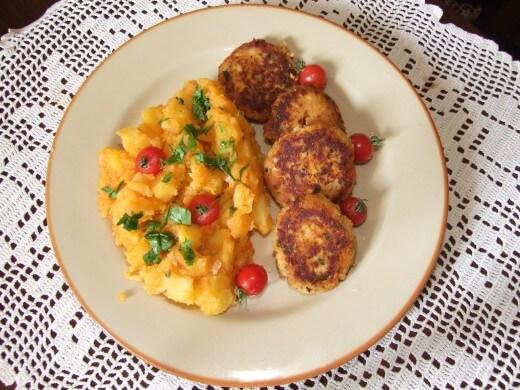Restovan krompir sa ćufticama - Slađana Šćekić - Recepti i Kuvar online