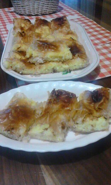Vanil pita - Tatjana Stojanović - Recepti i Kuvar online