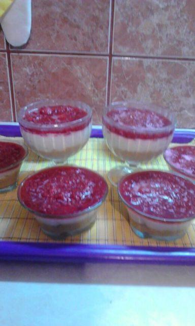Cheesecake sa malinama - Tatjana Stojanović - Recepti i Kuvar online
