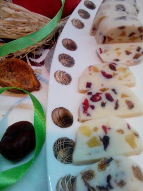 Toblerone sa suvim voćem - Suzana Mitić - Recepti i Kuvar online