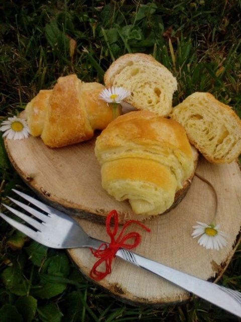 Francuski kroasan - Suzana Mitić - Recepti i Kuvar online