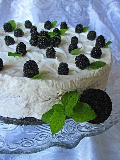 Jogurt torta sa kupinama - Snežana Kitanović - Recepti i Kuvar online