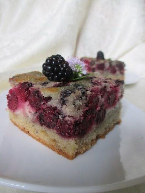 Brzi kolač od kupina - Snežana Kitanović - Recepti i Kuvar online