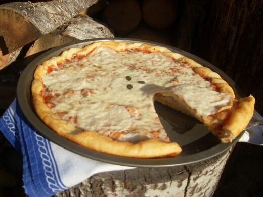 Pizza sa sirom - Adilja Hodža - Recepti i Kuvar online