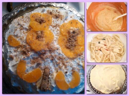 Torta od voća - Marijana Primc Anastasijević