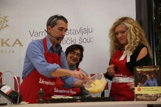 Kristina Gašpar, blog Domaćica za vas - Recepti i Kuvar online
