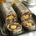 Rolat sa bananom i keksom – Dana Drobnjak - Recepti i Kuvar online