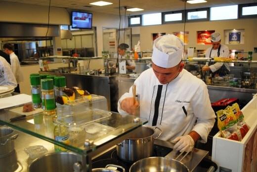 Takmičenje mladih kuvara u METRO Horeca centru - Recepti i Kuvar online